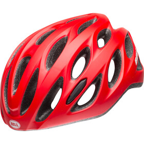 Bell Tracker R Casque de cyclisme, red/black